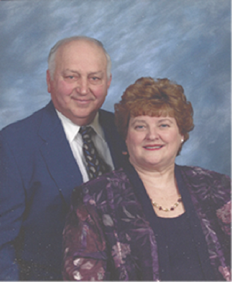 Patricia and Ronald Zeck